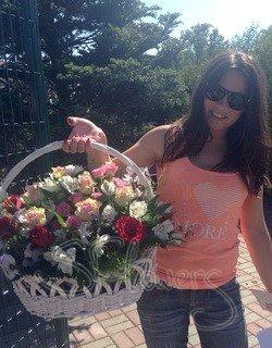 Доставка цветов амурская область город свободный — 10