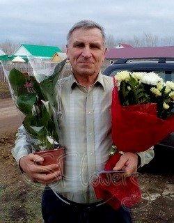 Доставка цветов Бакалы, Башкортостан республика