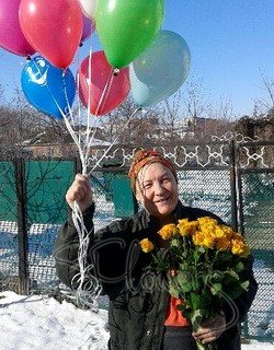 Доставка цветов Ленинградская, Краснодарский край