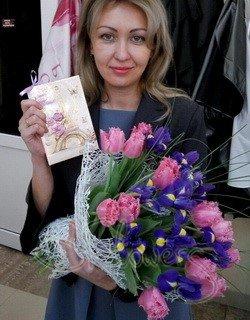 Доставка цветов Белгород, Белгородская область
