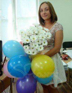 Доставка цветов Москва, Москва