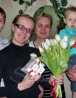 Доставка цветов Новочебоксарск, Чувашская республика