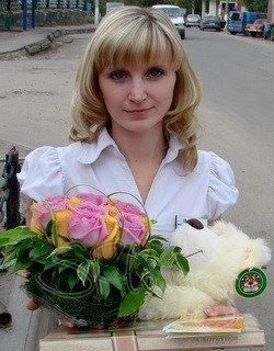 Доставка цветов Ливны, Орловская область