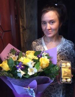 Доставка цветов Донецк, Ростовская область