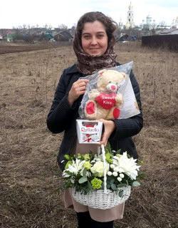 Доставка цветов Дивеево, Нижегородская область