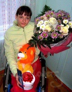 Доставка цветов Анапа, Краснодарский край