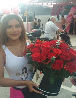 Доставка цветов Пхукет, Таиланд