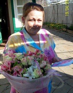 Доставка цветов Шахты, Ростовская область