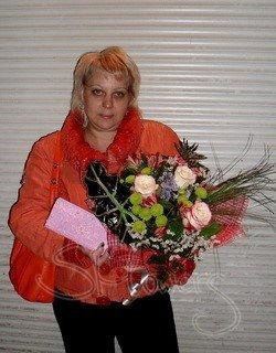 Доставка цветов Томилино, Московская область