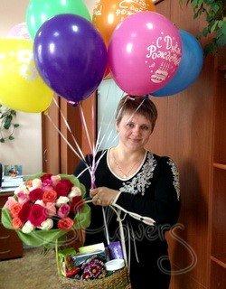 Доставка цветов Усть-Абакан, Хакасия республика