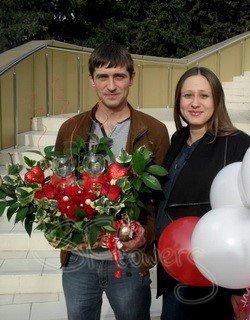 Доставка цветов Адлер, Краснодарский край